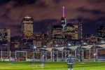 Soccer Field, Brooklyn Bridge Park, 2013
