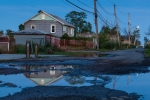 Puddle, Kissam Ave., June 6, 2015